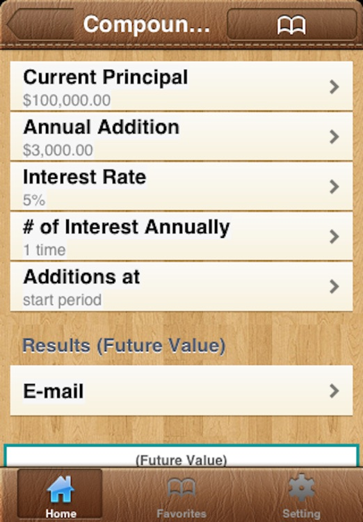Financial Calculator™ FREE screenshot-3