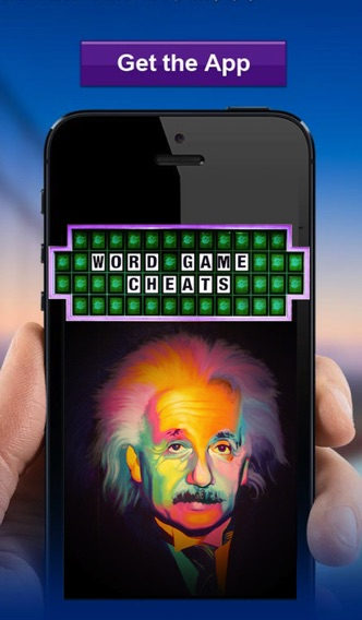 Word Game Cheater – solve Wheel of Fortune puzzles & other puzzle spelling games! Get help with Anagrams, 4 Pics 1 word, Crosswords, Sudoku, Hangman, Wordstone & more!! app