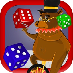 A Addict Circus of Cash Dice Roll Yatzy  HD Casino Free