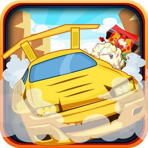 Cannon Ball Run  - Epic Car Racing Mayhem iOS App