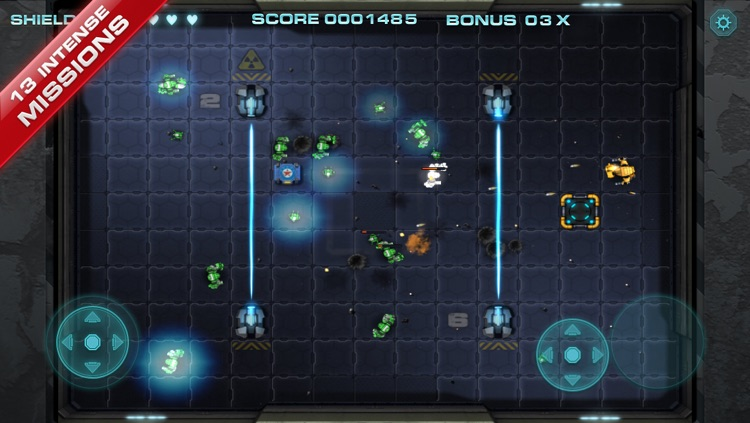 Robokill ® screenshot-0
