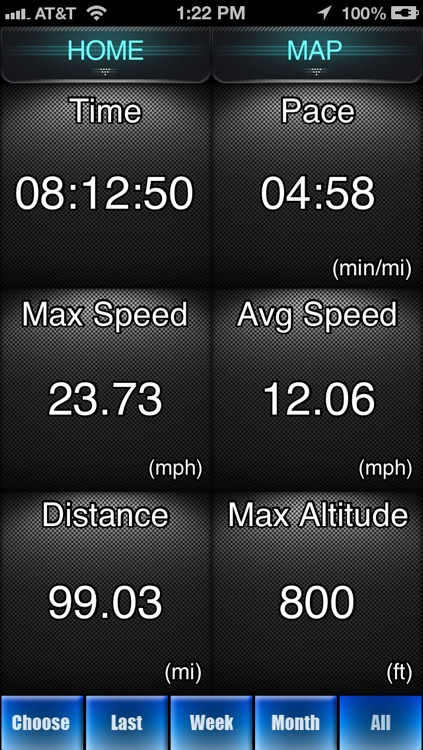 Bike Ride Tracker by 30 South screenshot-2