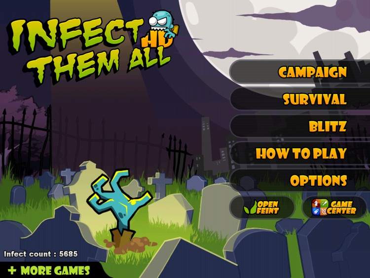 Infect Them All HD