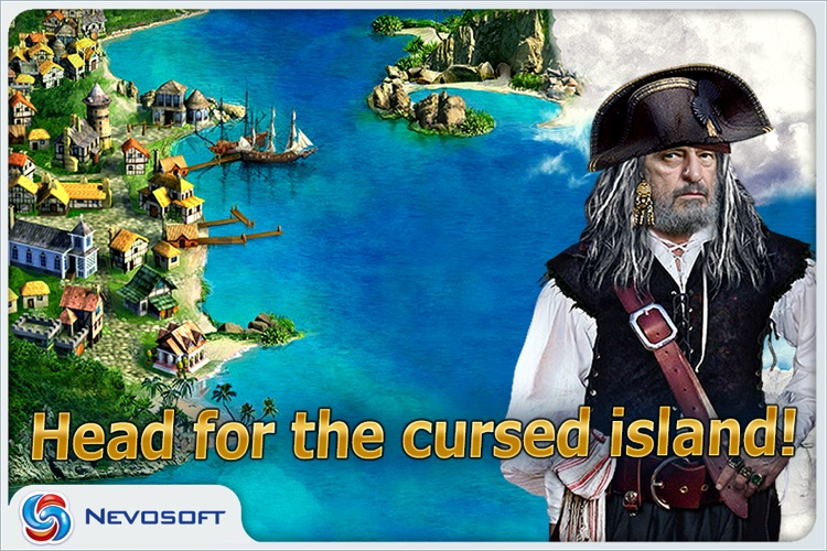 Pirate Adventures 2 Lite: hidden object treasure hunt