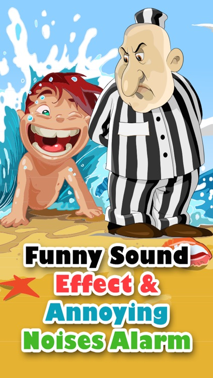 Funny Sound Effects and Annoying Noises Alarm : Best Free Soundboard
