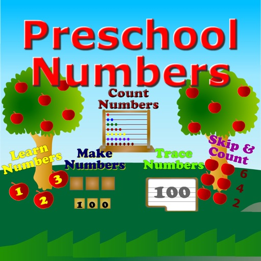 Preschool Numbers icon