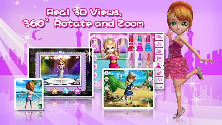 Coco Dress Up 3D screenshot-2