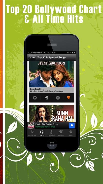 Desi Music Hits : Hindi Songs + Bollywood Radio