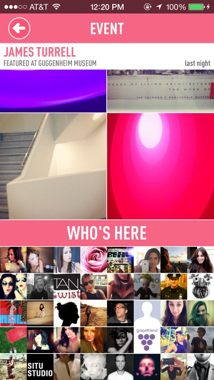 Now - What's happening in the world based on Instagram, Vine, Facebook, Google + screenshot-3