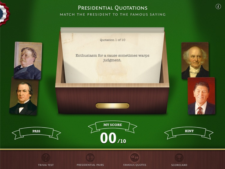 America's Presidents screenshot-4