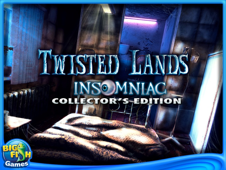 Twisted Lands: Insomniac Collector's Edition HD
