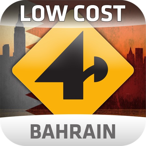 Nav4D Bahrain @ LOW COST icon