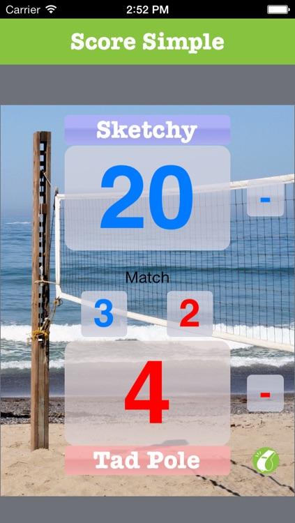 Score Simple screenshot-4