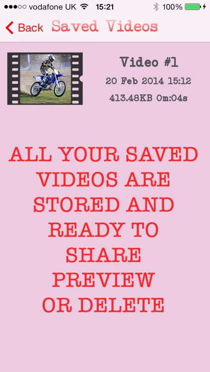 Fast Slow Video Creator - Make slow motion and fast videos FREE screenshot-4