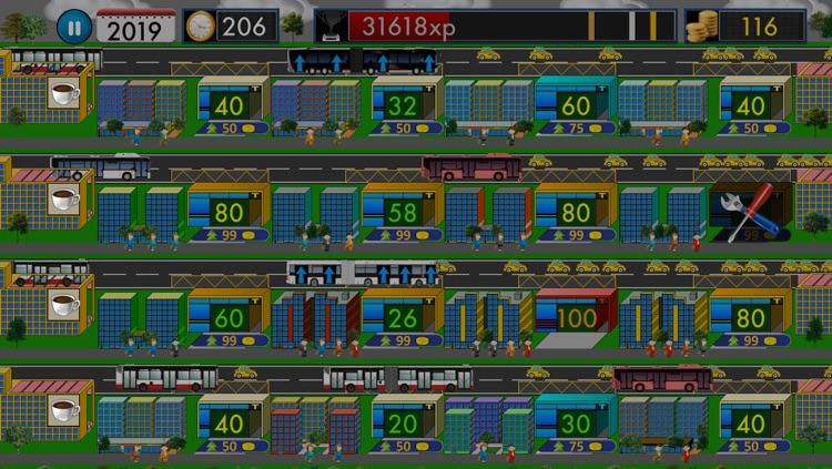 City Bus Tycoon 2 Free - Traffic Giant Simulation Game screenshot-3