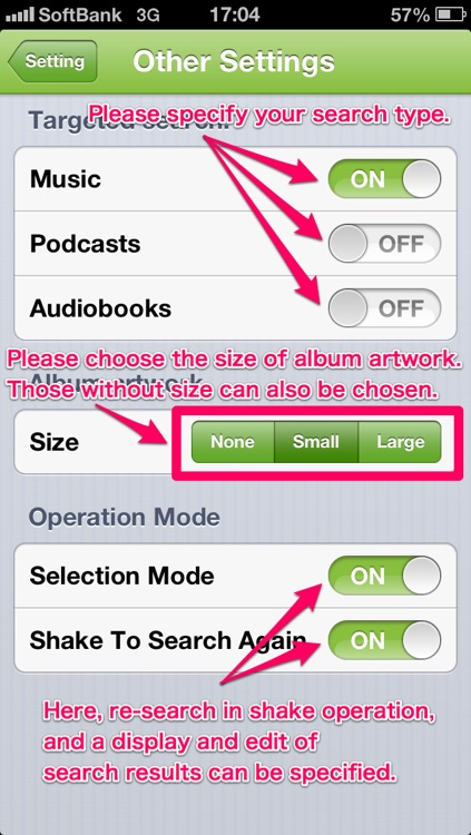 MusicEver - A music life log is memorized to Evernote®. screenshot-3
