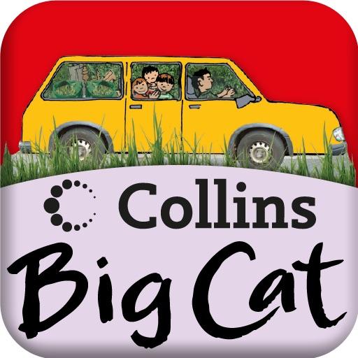 Collins Big Cat: At the Dump Story Creator