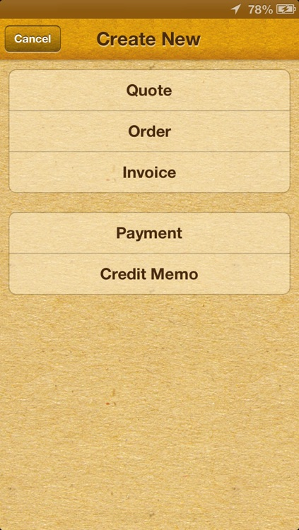Quotes & Billing screenshot-0