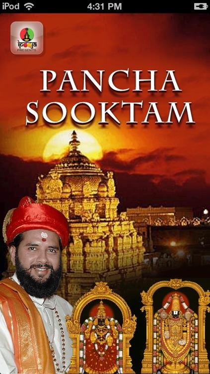 Pancha Sooktam - FREE -  A Prayer for Hindu God/Godess