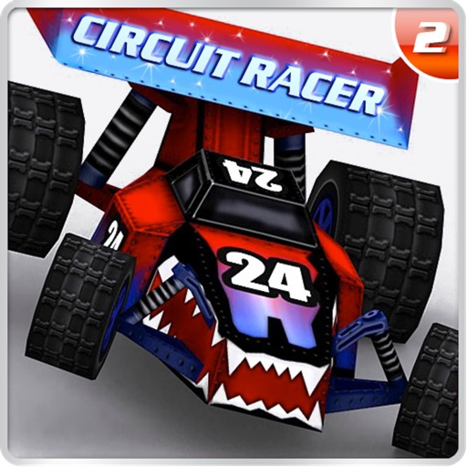 Circuit Racer 2 - Race and Chase - Best 3D Buggy Cars Racing Game