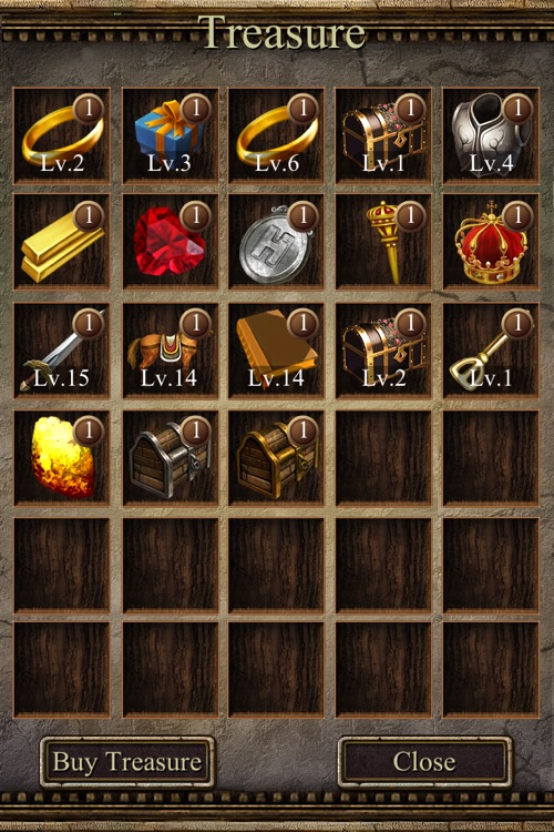 Haypi Kingdom for GREE screenshot-3