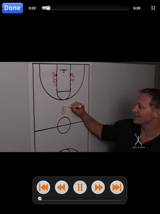 West Coast STACK Offense - With Coach Steve Ball - Full Court Basketball Training Instruction - XL screenshot-3