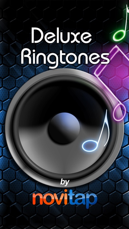 Deluxe Ringtones screenshot-0