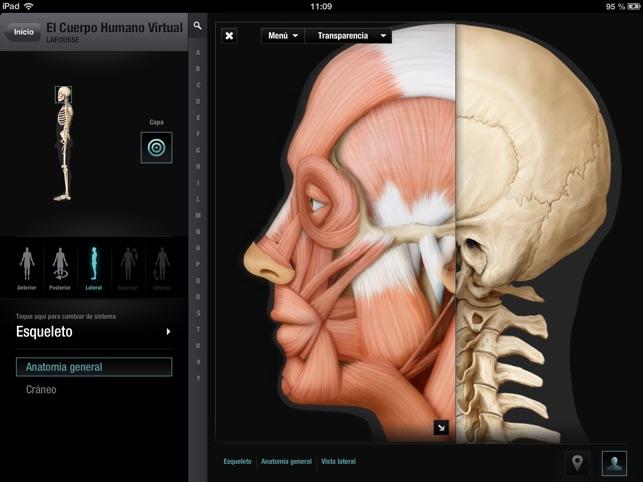 El Cuerpo Humano Virtual on the App Store