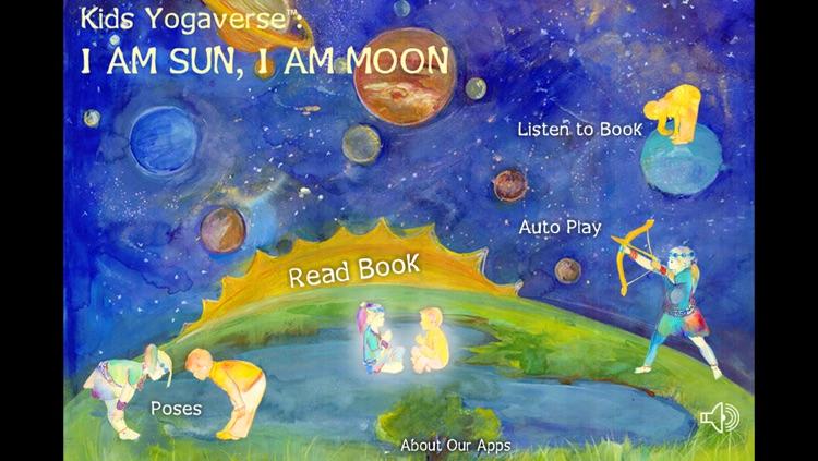 Kids Yogaverse: I AM SUN, I AM MOON screenshot-3