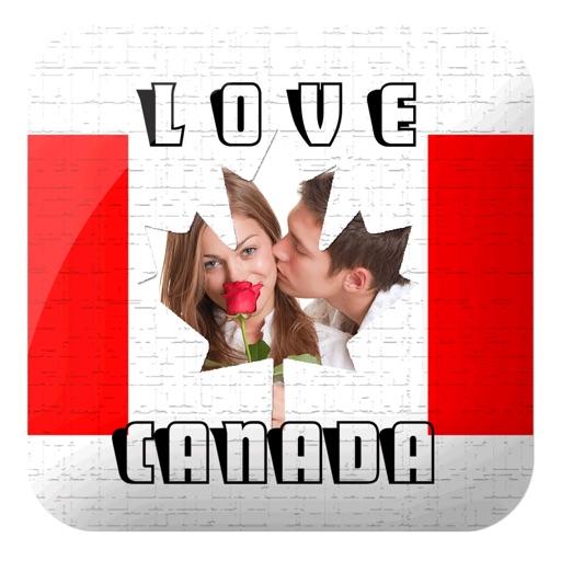 Canada Flag Frames