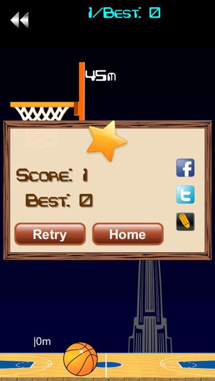 Flappy Toss screenshot-3