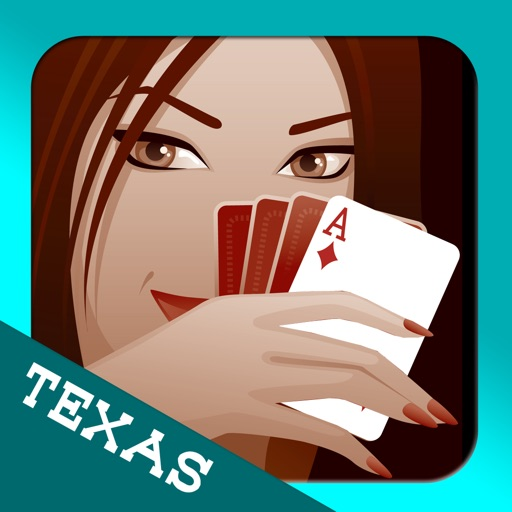 Texas Poker - In between deck icon
