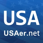 中美网USAer.net – 美国留学必备客户端! icon