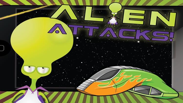Alien Attacks: The FREE Intergalactic Space Battle
