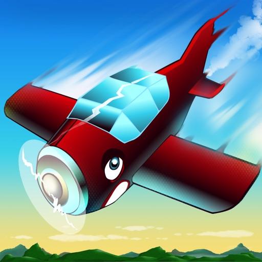 Забавный полет самолета, бесплатные игры - Fun Plane Flight, Free Game