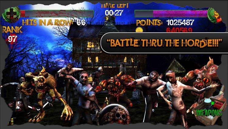 War of The Walking Corpse screenshot-3