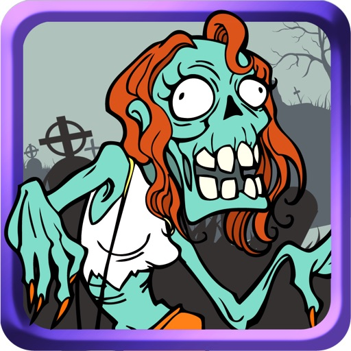 A Zombie Jump Monster Maze Tomb Grave Game - Free Version