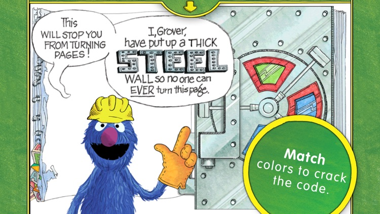 Another Monster at the End of This Book...Starring Grover & Elmo! screenshot-3