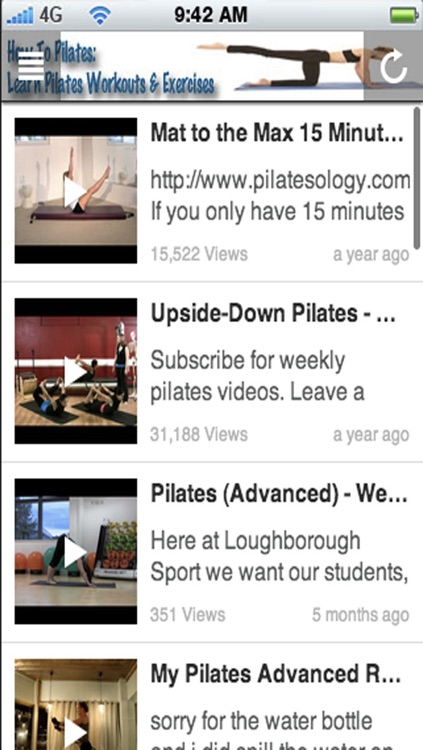 How To Pilates: Learn Pilates Workouts & Exercises screenshot-3