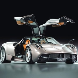 238 Amazing Pagani Sports Car Game and Wallpaper