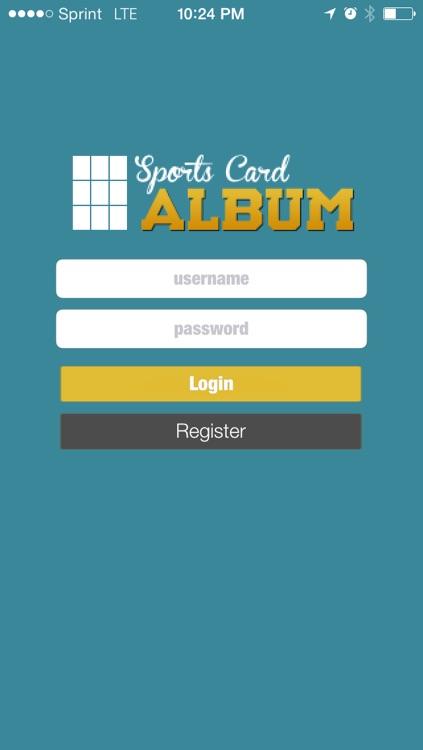 Sports Card Album screenshot-4