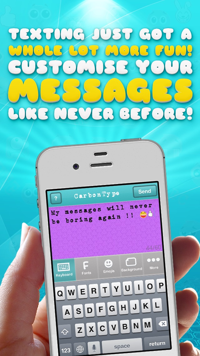 Cool Texts Cool Fonts Emoji 2 Stickers Color Keyboard Symbols
