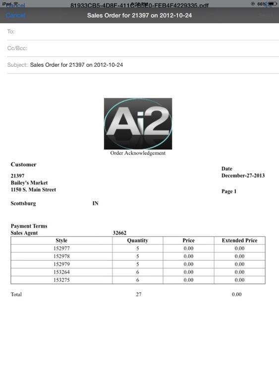ProSel Sales Rep Order Entry & Catalog Management screenshot-4
