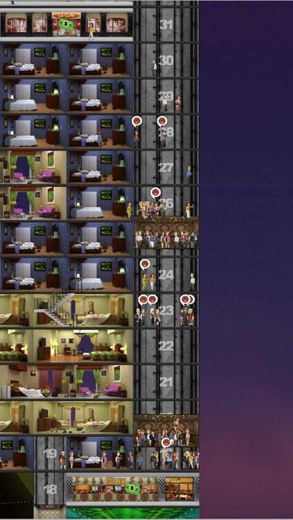 VegasTowers - Tower Building Sim screenshot-0