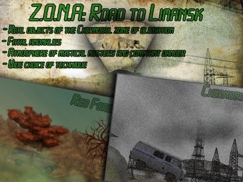 Z.O.N.A: Road to Limansk HD Lite-ipad-2