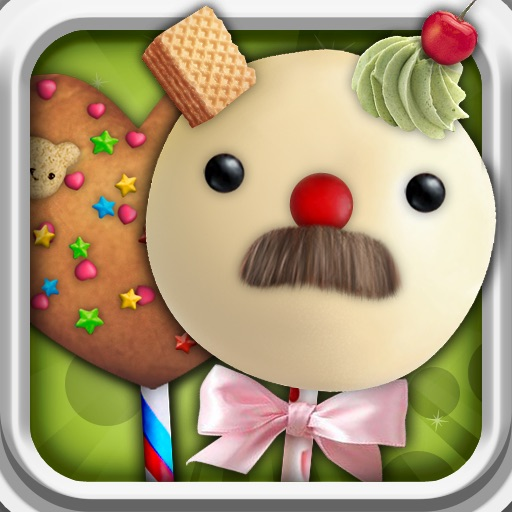 Cake Pops-Cooking game