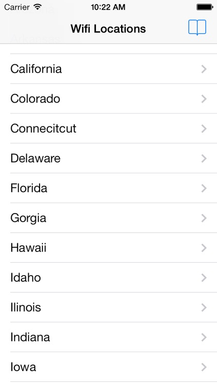 WiFi Finder in USA