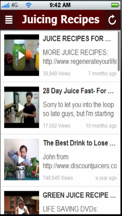Juicing Recipes: Juicing For a Healthier Lifestyle screenshot-2