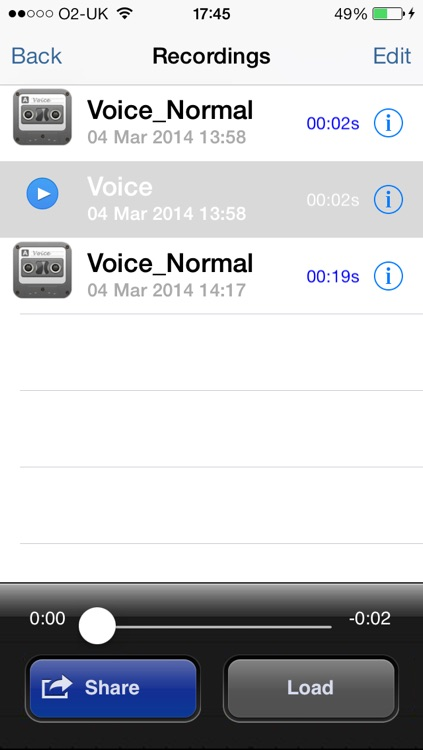 Voice Changer screenshot-3