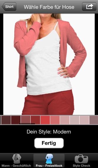 Dress Guide - Perfect Color MatchingScreenshot von 5